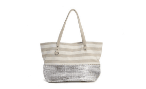 Silver Handbags:  Yes, Please!